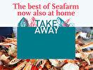 Take away menu bij Seafarm